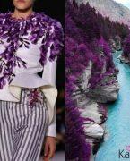 2019 Yeni Trend: Doğa Tasarımlı Elbise Modelleri