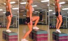 Ayakları incelten 4 egzersiz hareketi