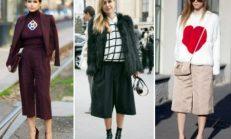 İlkbahar-Yaz Trendleri: Bayan Etek Şort Kombinleri