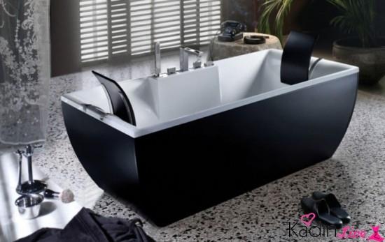 fütüristik banyo 15