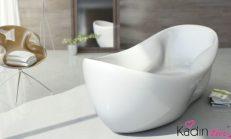 Modern Fütüristik Banyo Tasarımları