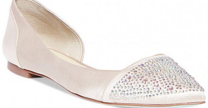 2018-2019 Düğün Modası: Gelin Ayakkabıları ve Aksesuarları
