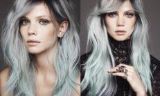2015 yeni trend: gri saçlar