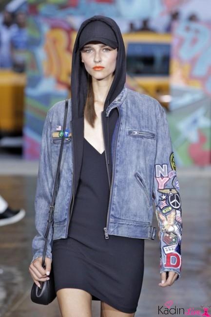 2018 2019 Ilkbahar Yaz Modası Jeans Kot Ceket Kombinleri