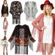 2018-2019 İlkbahar Yaz Trendleri: Kimono Kombinleri