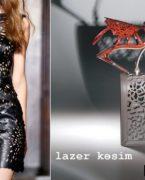 2019 İlkbahar Yaz Trendleri: Lazer Kesim Elbise Modelleri