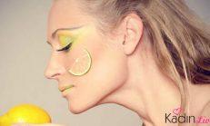 Limonun Cilde Faydaları