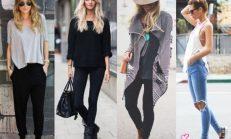 Sokak modasından rahat kombinler