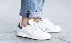 İlkbahar Yaz Trendleri: Beyaz Spor Ayakkabı Kombinleri
