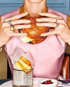 Yağlı besinlerin zararlarını azaltın!