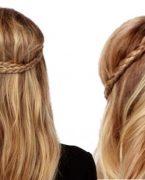 Saç Örgüsü Nasıl Yapılır – Resimli Anlatım