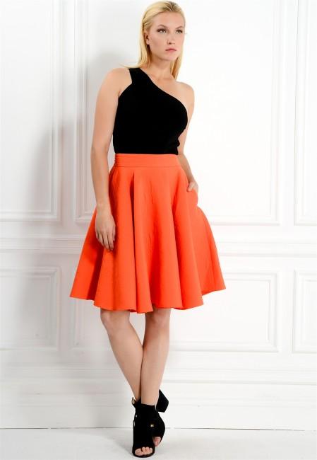 2019-2019 İlkbahar Yaz: Omzu (Açık) Dekolteli Elbise Modelleri 97