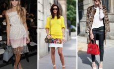 Trend – Beyaz Stiletto Ayakkabı