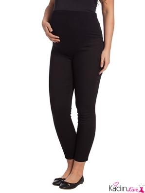 LCWaikiki Siyah Hamile Pantolon Modelleri