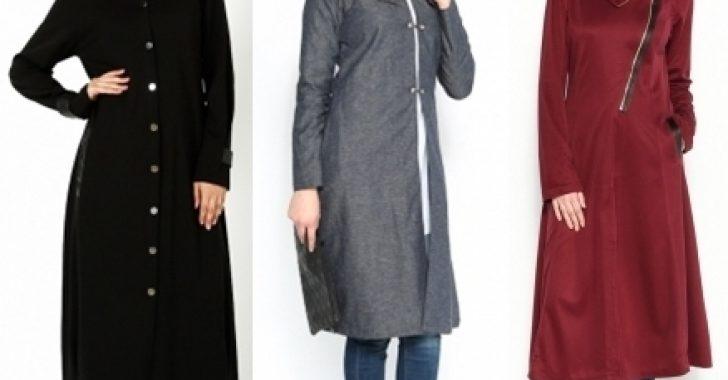 Tesettür Modası: Modanisa Pardesü Modelleri 2018-2019