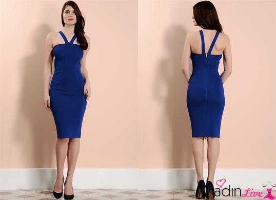 Saks Mavisi adL Cengiz Abazoğlu Elbise Modelleri