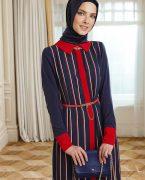 Avenna Tesettür Abiye Elbise Modelleri 2018-2019