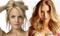 2015 Yeni trend: Bal köpüğü saç renkleri