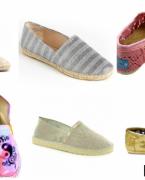 2018-2019 Ayakkabı Modası: Espadril Ayakkabı Kombinleri