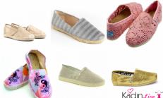 Sezonun en güzel ayakkabıları: espadriller