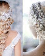 2018-2019 Düğün Trendleri: Gelin Saç Aksesuarları ve Tokası