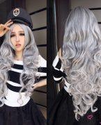 Sezonun çılgın trendi: gri saçlar