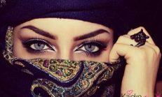 İranlı kadınların göz makyaj sırları