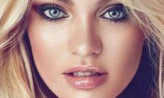 Mavi gözlü bayanlar nasıl makyaj yapmalı?