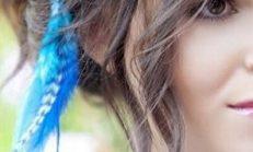 Saç Aksesuarları: Saç Rengine Uygun Saç Tüyü Nasıl Takılır?