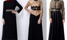 Tozlu Giyim Tesettür Elbise Modelleri 2018-2019