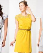 2018-2019 İlkbahar Yaz Defacto Yazlık Elbise Modelleri