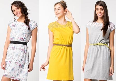 30815665075e7 2018-2019 İlkbahar Yaz Defacto Yazlık Elbise Modelleri - Kadinlive.com