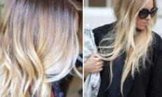 Küllü saç rengi nasıl yapılır?