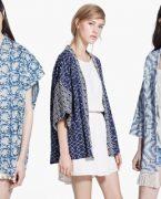 2018-2019 Mango Kimono Ceket Modelleri