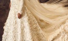 Yaz Düğün Modası: Tesettür Gelinlik Modelleri 2018-2019