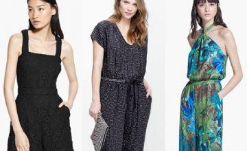 2018-2019 İlkbahar Yaz Mango Yazlık Tulum Elbise Modelleri