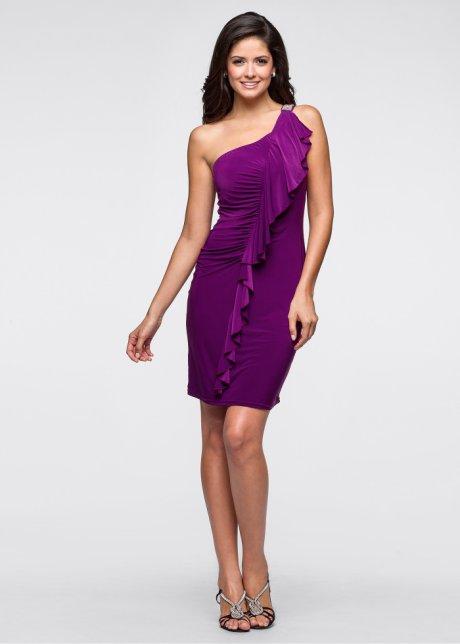 Tek omuz elbise modelleri 2015 - Kadinlive.com