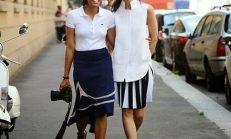 Polo tişört kombin trendleri