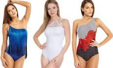 Yaz Plaj Modası: Tek Omuzlu Mayo Modelleri 2018-2019