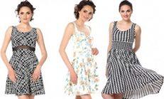 İlkbahar Yaz Tozlu Giyim Elbise Modelleri 2018-2019