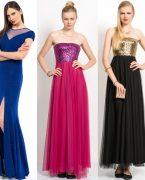 Uzun Abiye Gece Elbisesi Modelleri 2018-2019