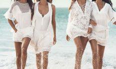 2018-2019 Yaz Plaj Modası: H&M Mayo ve Bikini Modelleri