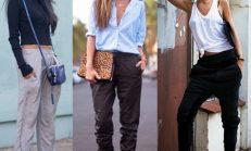 Yazın en rahat pantolon modası