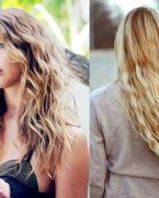 Maşa kullanmadan kıvırcık saç nasıl yapılır?
