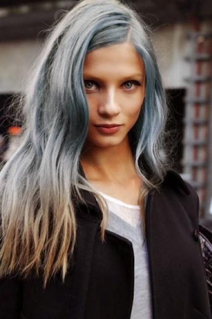 Gri Saç Renkleri Kimlere Yakışır Kadinlivecom