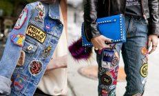 Trend alarmı: Armalı ve yamalı jeans'ler
