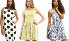 İlkbahar Yaz Collezione Elbise Modelleri 2018-2019