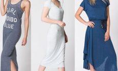 Yazlık Çok Şık Spor Elbise Modelleri 2018-2019