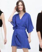 2019 İlkbahar Yaz Yeni Sezon: Zara Elbise Modelleri