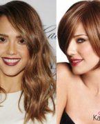 Geniş Alınlılar İçin Saç Modelleri